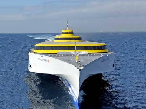 Barco Tenerife La Gomera