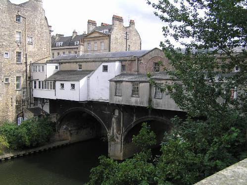 Bath puente Pulteney