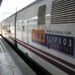 En tren de Madrid a París con Elipsos Trenhotel