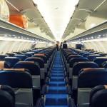 Consejos para elegir asiento en un avión