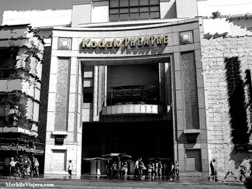 Kodak Theatre de Los Angeles