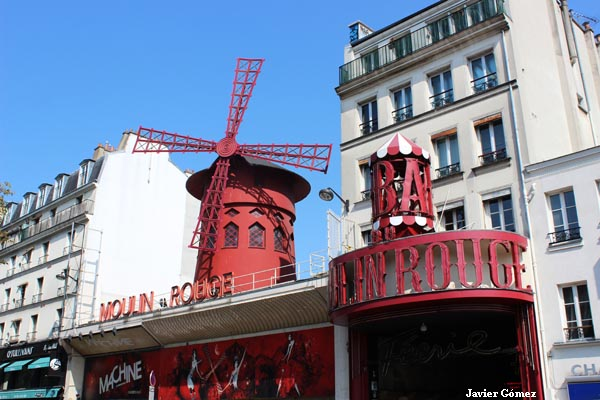 París Moulin Rouge 1