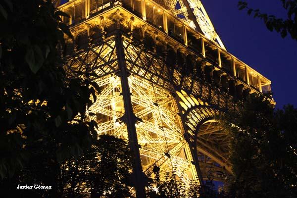 París Torre Eiffel 1