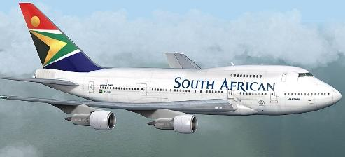 Sout African Airways